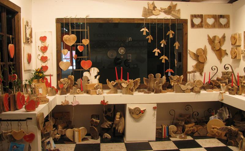 Arte in legno oggetti figure installazioni in legno su for Piccoli oggetti in legno fatti a mano